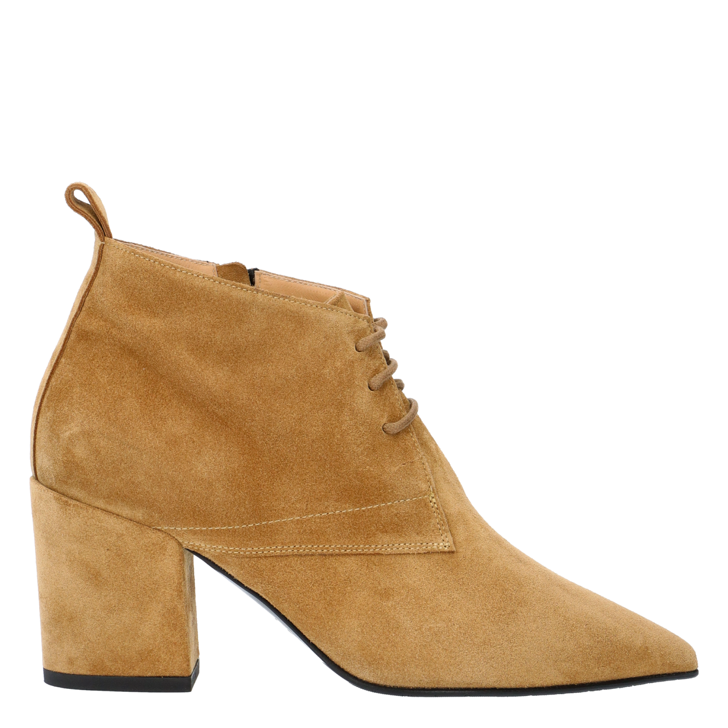 Colette suede half-boots