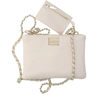 BODY CROSS CLUTCH ALMA IN PELLE