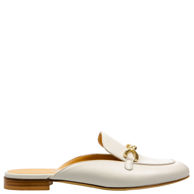 Leather slipper Alida