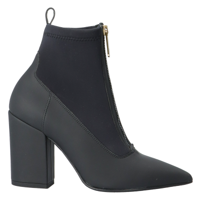 CÉLINE TECHNICAL FABRIC ANKLE BOOTS, SIZE 37, SAMPLE PRICE